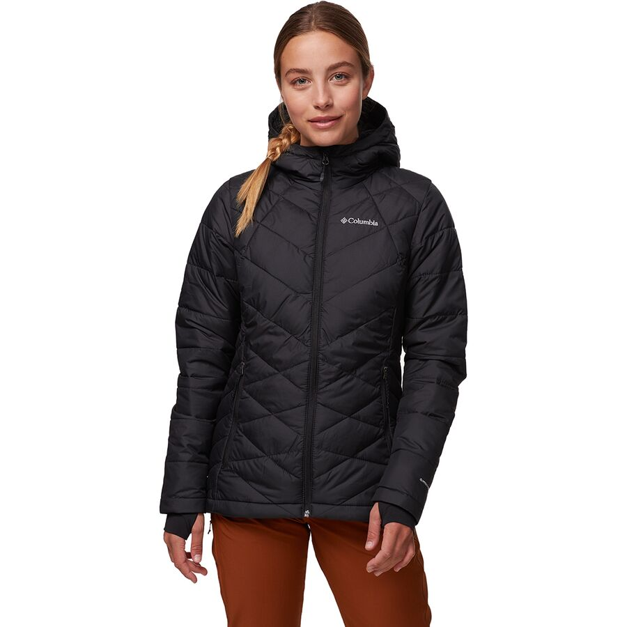 Columbia Heavenly Hooded Jacket - Womens
