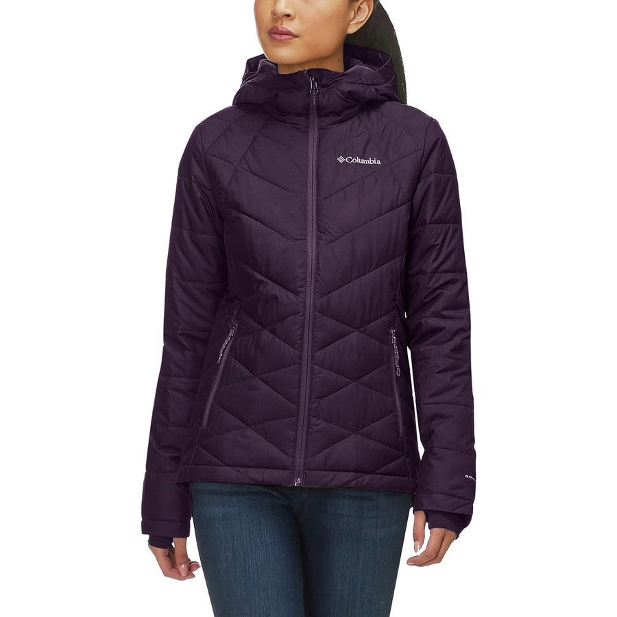 Columbia Heavenly Hooded Jacket Women S Backcountry Com