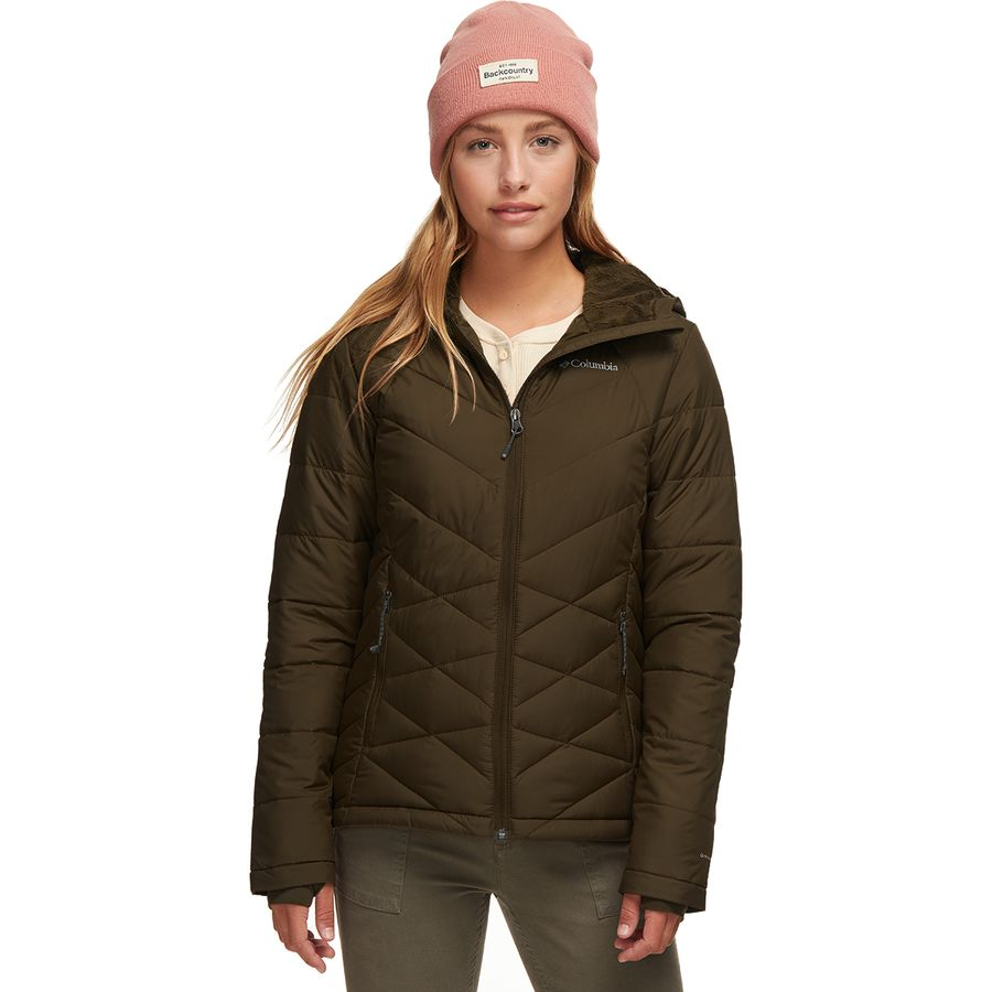 NEW Columbia Women HEAVENLY Hooded Jacket 1X-2X-3X