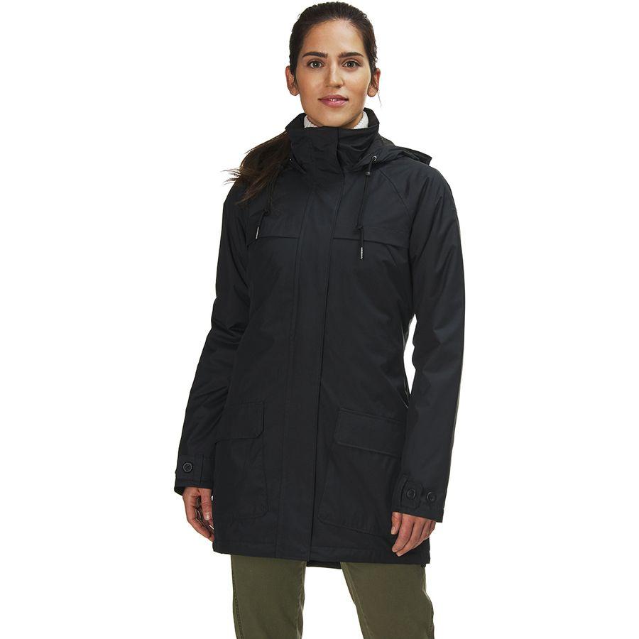 Columbia Lookout Crest Hooded Jacket - Women's ...