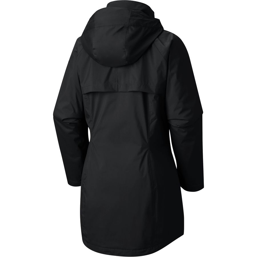 Columbia Lookout Crest Hooded Jacket - Women's | Steep & Cheap