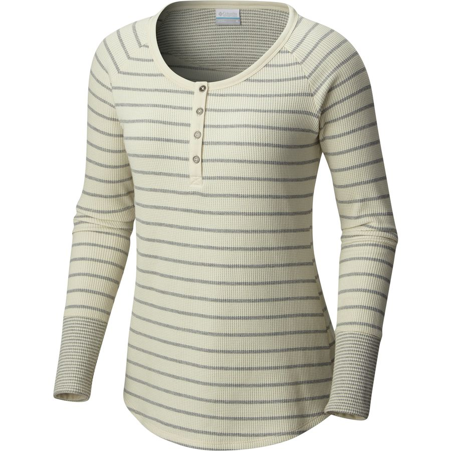 Columbia Along The Gorge Thermal Henley - Womens