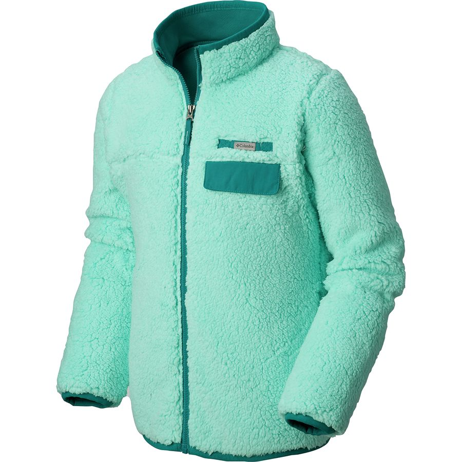 Columbia Mountain Side Heavyweight Full Zip Fleece Jacket