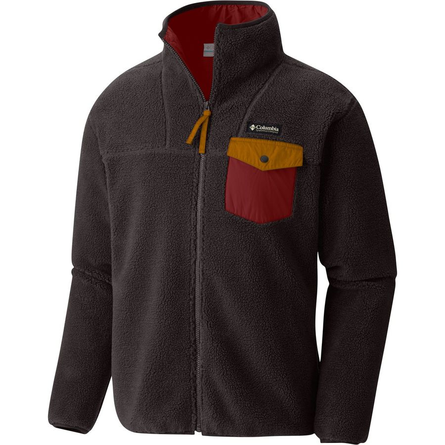 Columbia Mens Mount Tabor Fleece Jacket