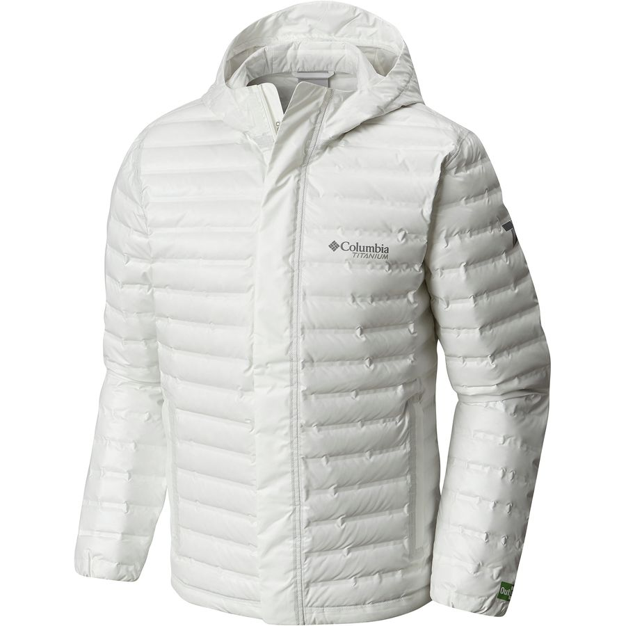 Columbia Titanium Outdry Ex Eco Down Jacket Men S