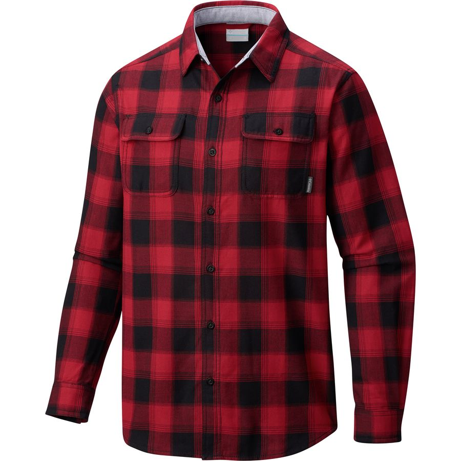 Columbia Hoyt Peak Long-Sleeve Shirt - Mens