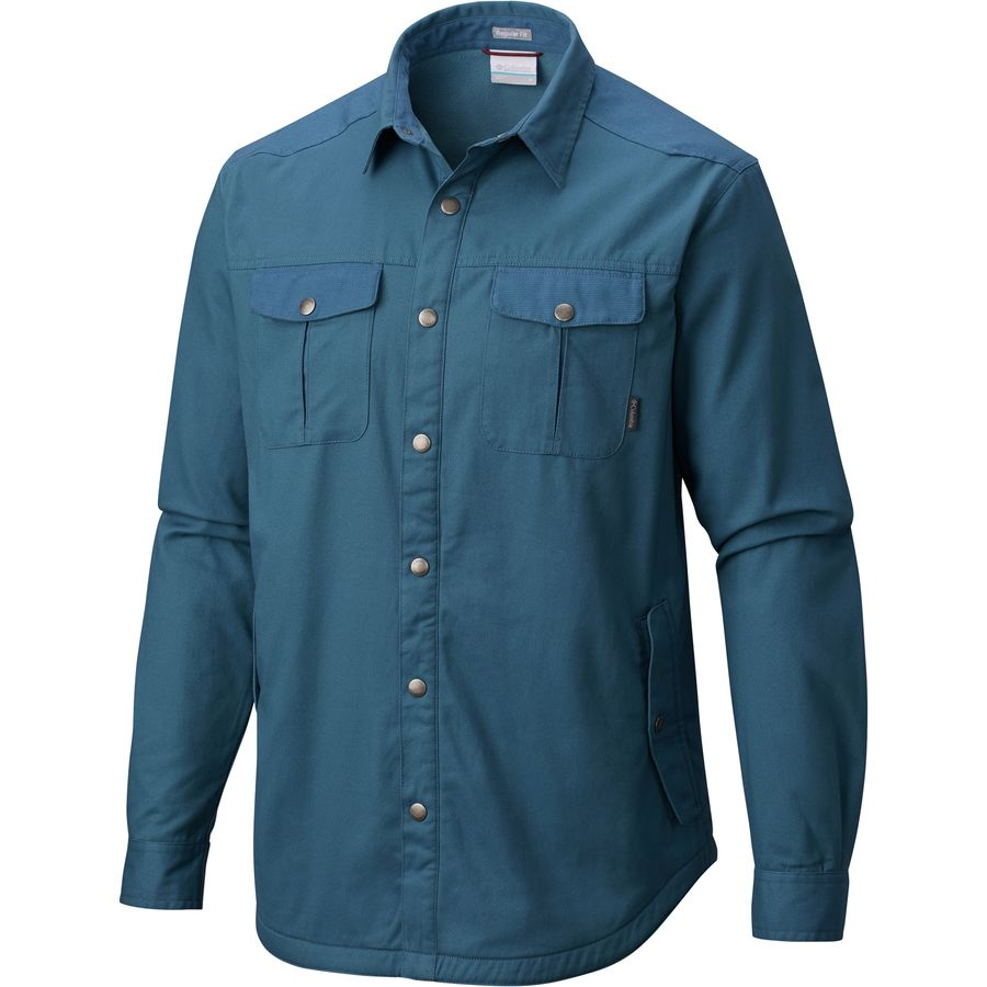 Columbia Hyland Woods Shirt Jacket - Mens
