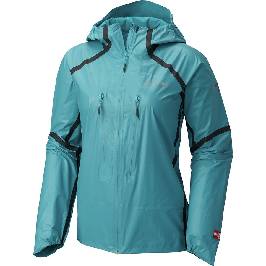 Columbia Titanium Outdry EX Featherweight Shell - Womens