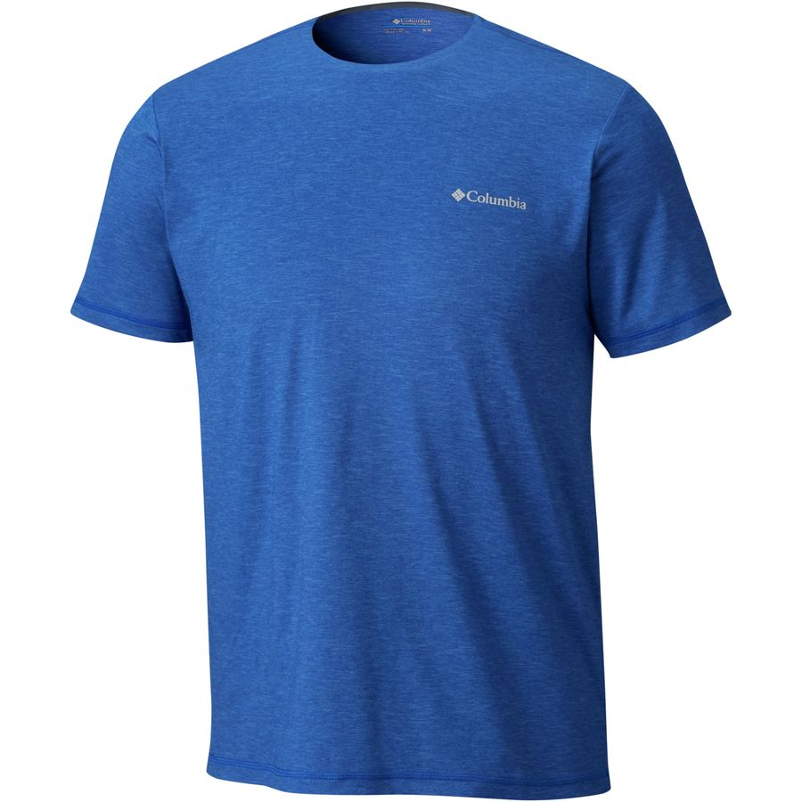 Columbia Tech Trail Short-Sleeve Crew - Mens