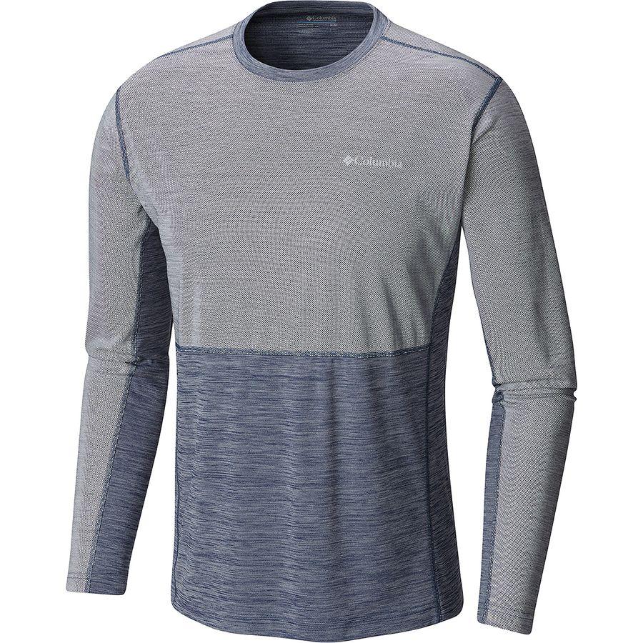 Columbia Solar Chill Long Sleeve Shirt - Mens