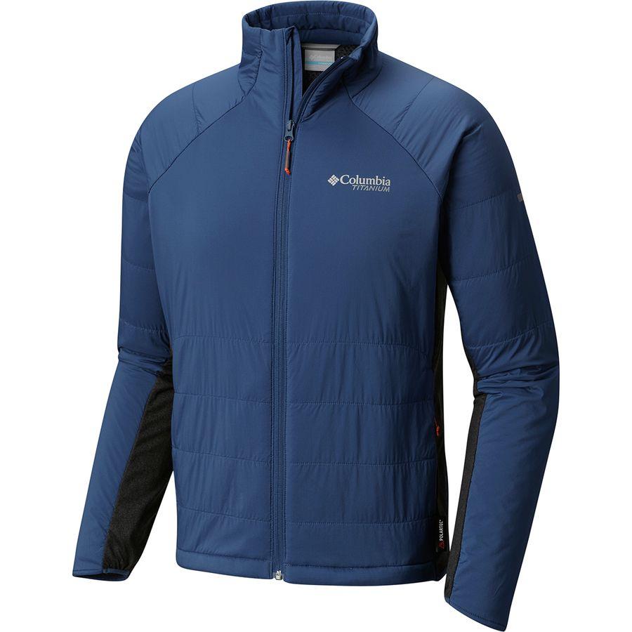 Columbia Titanium Alpine Traverse Jacket - Mens