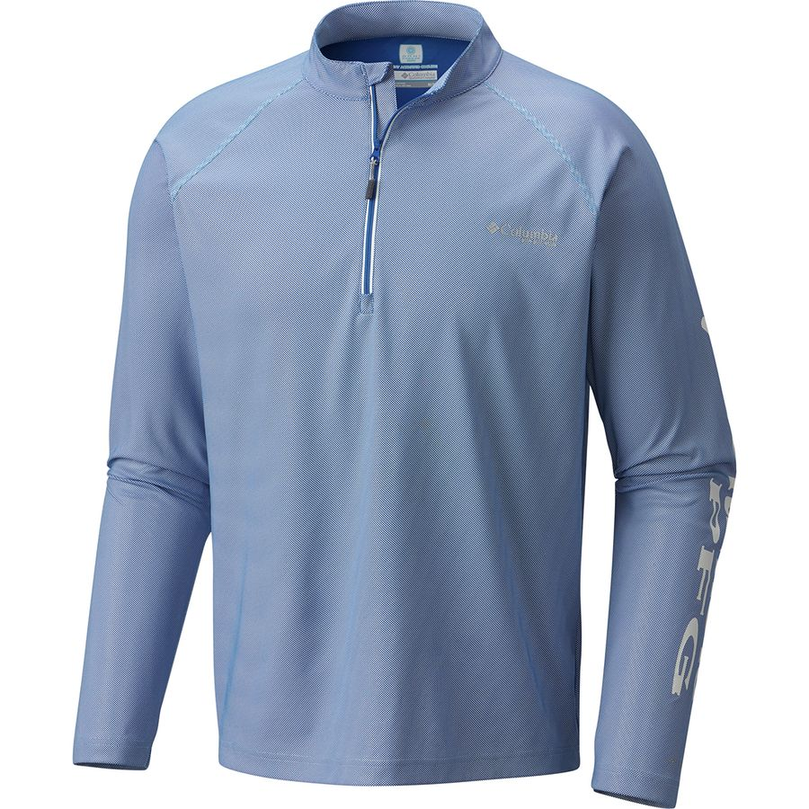 1c3d17c1750 Columbia Solar Shade Zero 1/4 Zip Shirt - Men's | Backcountry.com