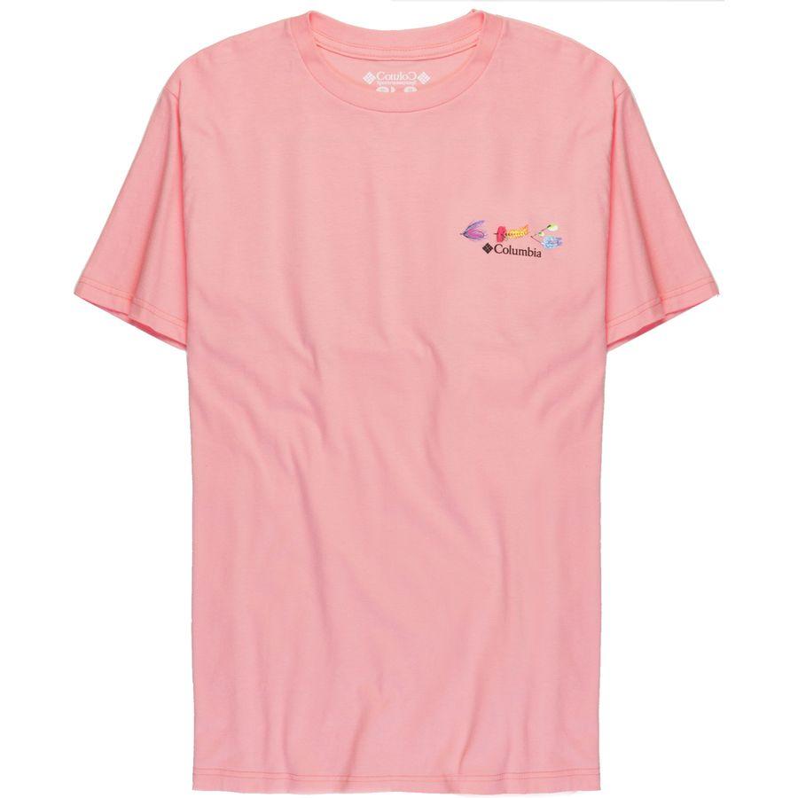 Columbia Pfg Periodic Chart T Shirt Men 39 S