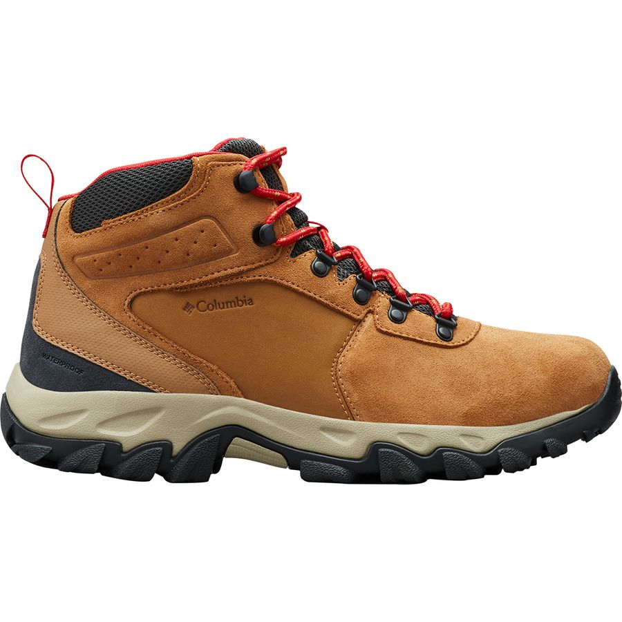 Columbia Newton Ridge Plus Ii Suede Wp Hiking Boot Men S Backcountry Com