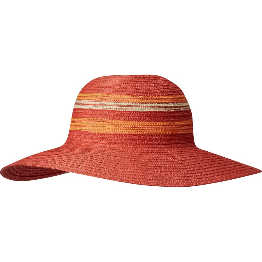 Columbia - Summer Standard Sun Hat - Women s - Tuscan fe55529177c