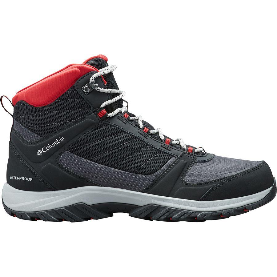 d33d7341d0639 Columbia - Terrebonne II Sport Mid Omni-Tech Hiking Boot - Men s - Black