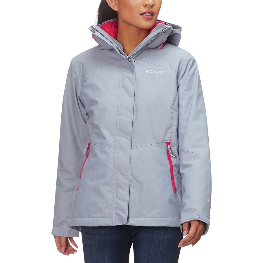 8978c8eaf Columbia Bugaboo II Interchange Hooded Jacket - Women s