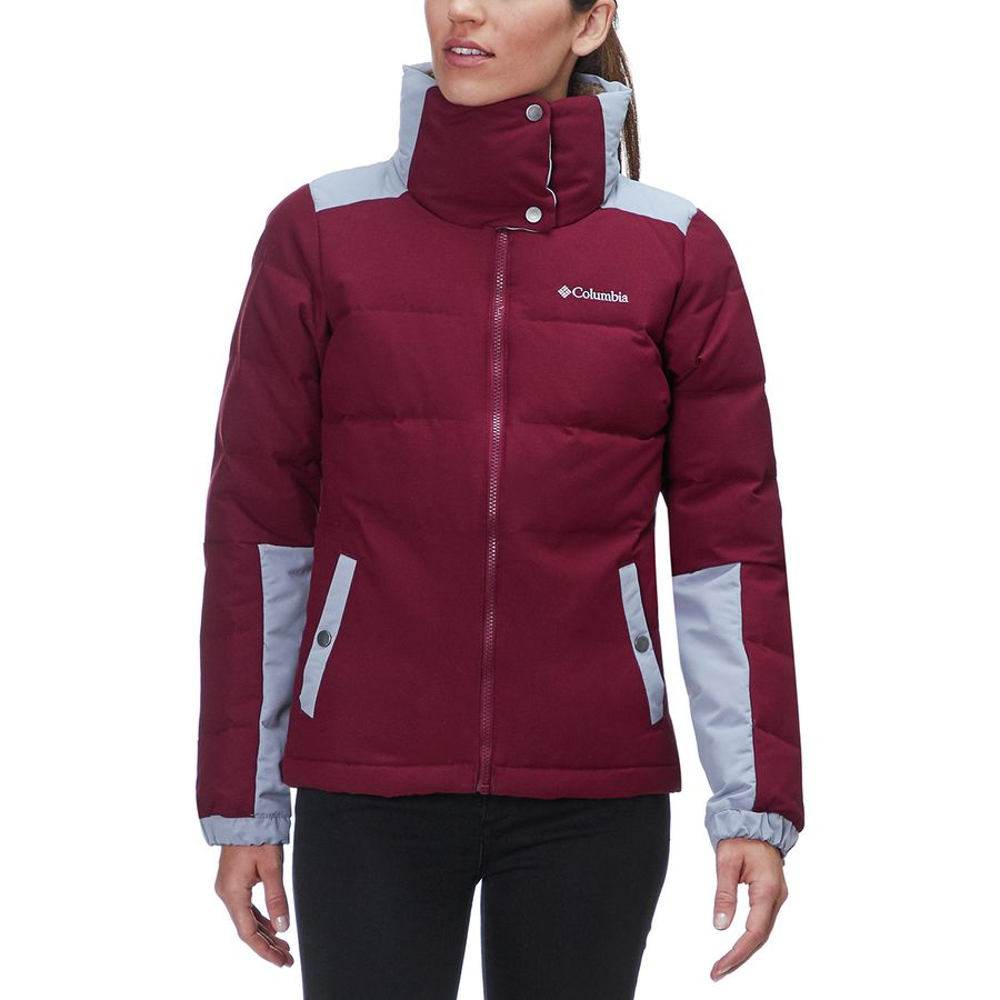 Columbia - Winter Challenger Jacket - Women s - Rich Wine Astral da2d053d1