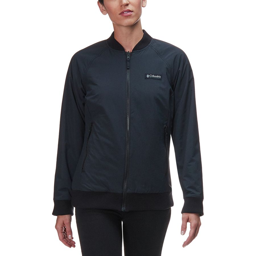 Columbia - W Reversatility Full-Zip Jacket - Women's - Black