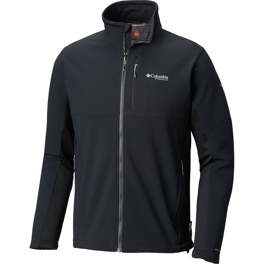 Columbia Titan Ridge III Hybrid Softshell Jacket - Men's ...