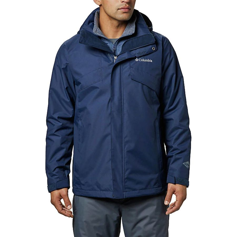 08dafd5ce8c Columbia - Bugaboo II Interchange Jacket - Men s - Collegiate Navy