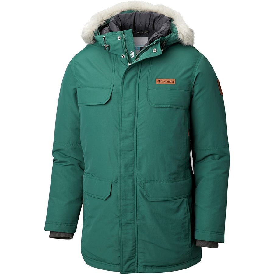 Columbia Trillium Parka - Men's | Backcountry.com