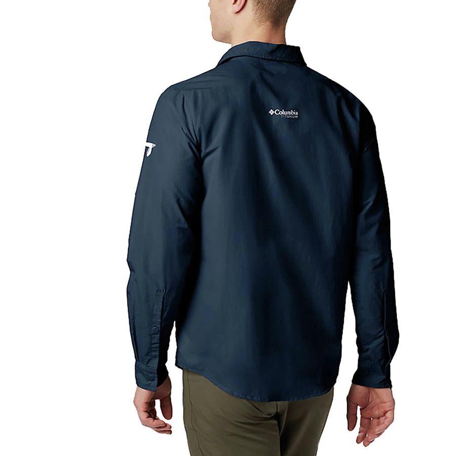 e644986d206 Columbia Featherweight Hike II Long-Sleeve Shirt - Men's | Backcountry.com