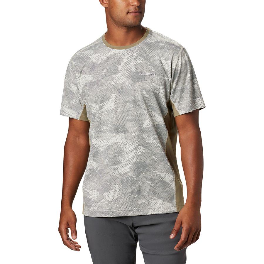 Columbia Solar Chill 2.0 Short-Sleeve Shirt - Mens