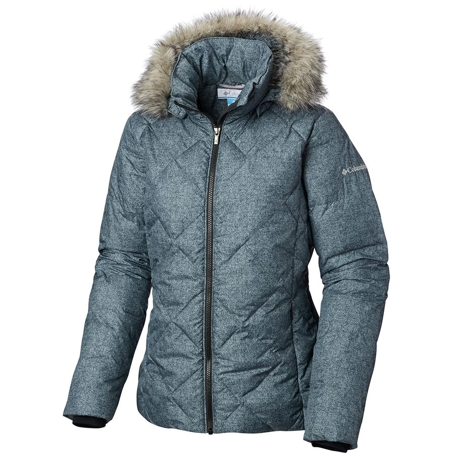 191a4106f2ece Columbia - Icy Heights II Down Jacket - Women s - Black Print