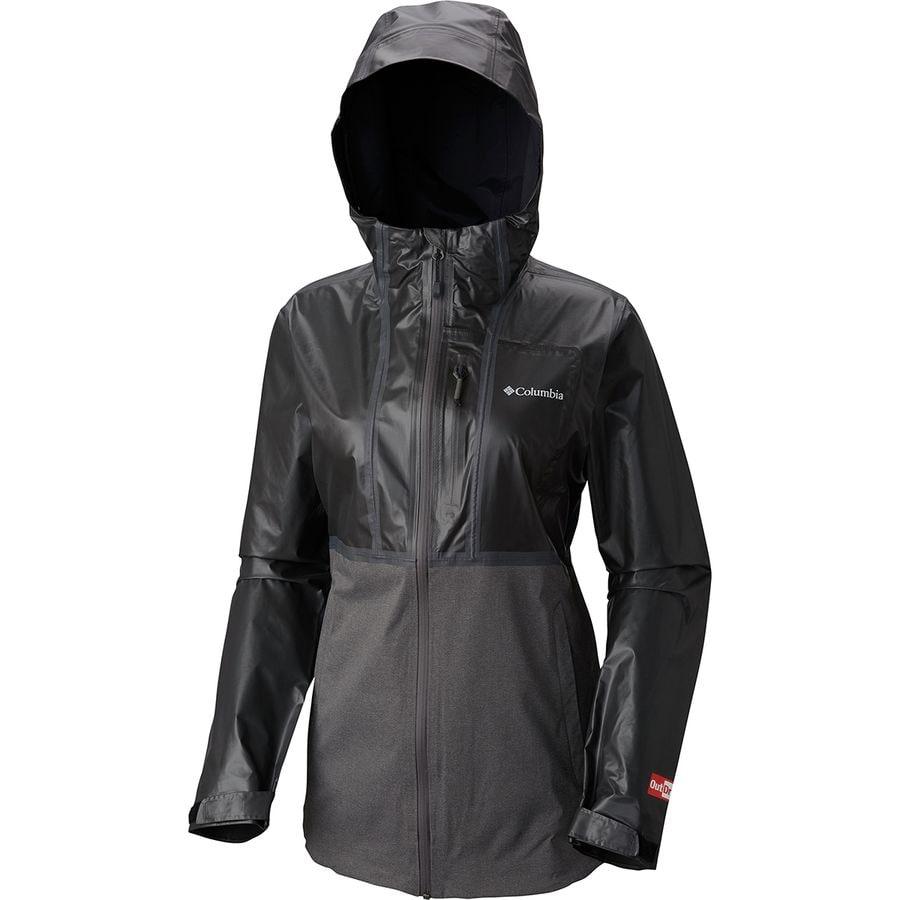 Columbia Outdry Explorer Hybrid Jacket - Women's ...
