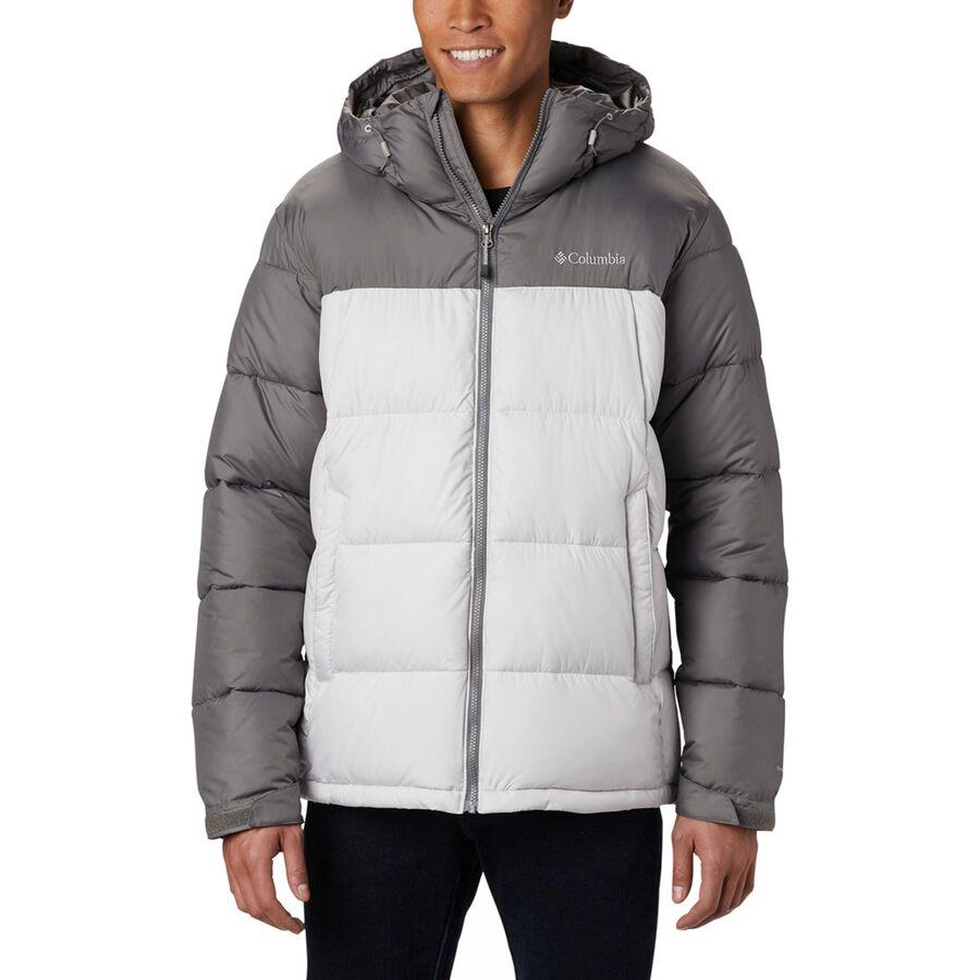 Columbia Mens Pike Lake Hooded Jacket