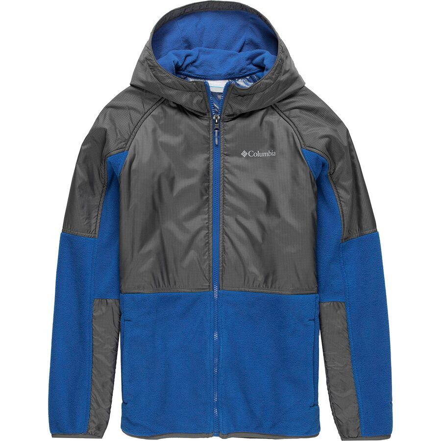 Columbia Boys Basin Butte Fleece Full Zip