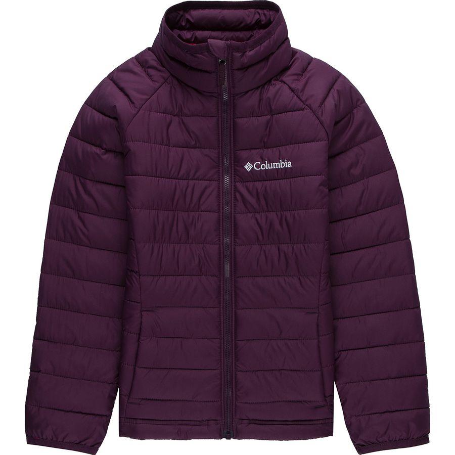Columbia Powder Lite Insulated Jacket Girls'