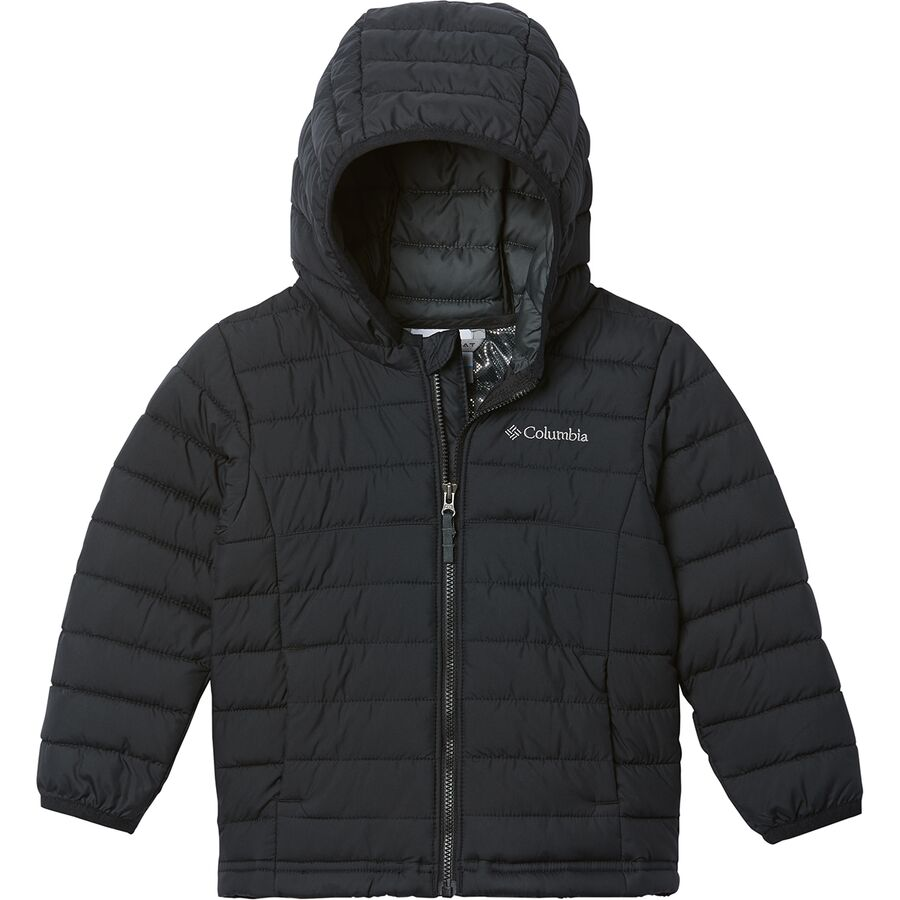 Columbia Powder Lite Hooded Insulated Jacket Toddler Boys'