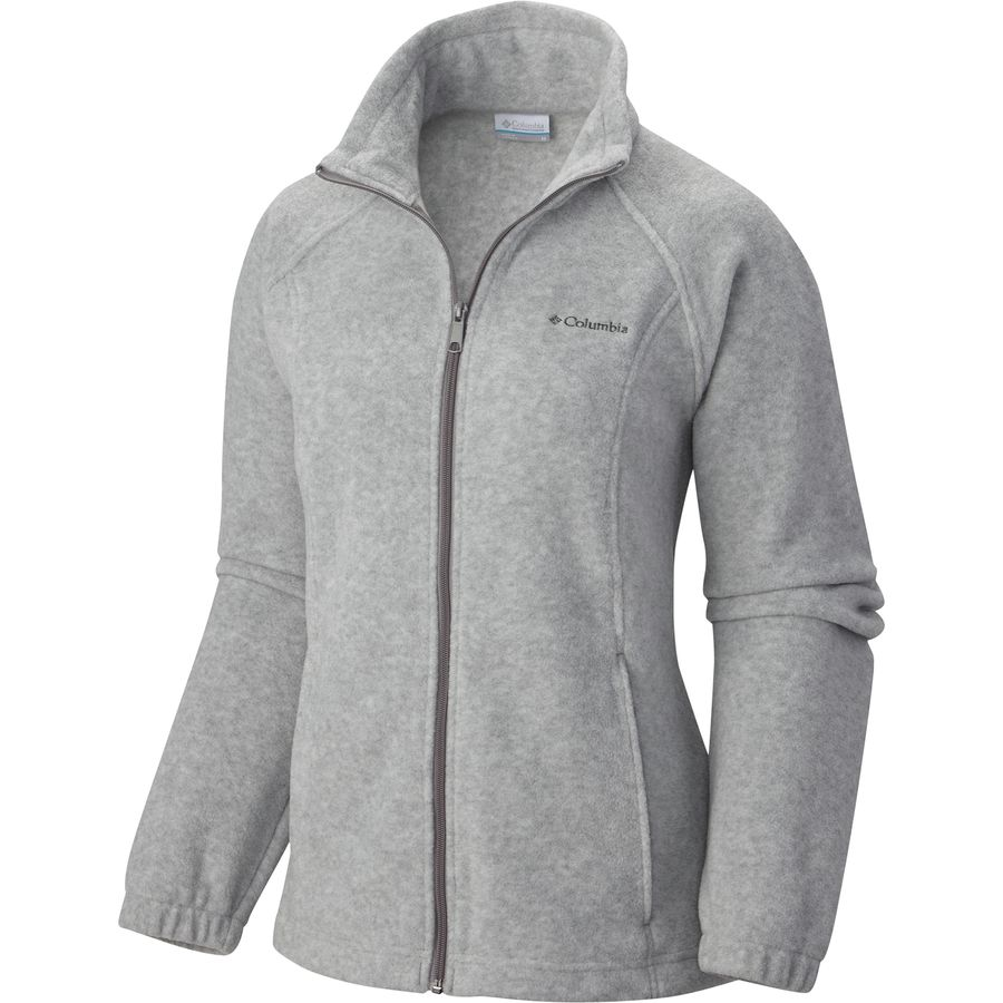 Columbia Benton Springs Full-Zip Fleece Jacket - Women's ...