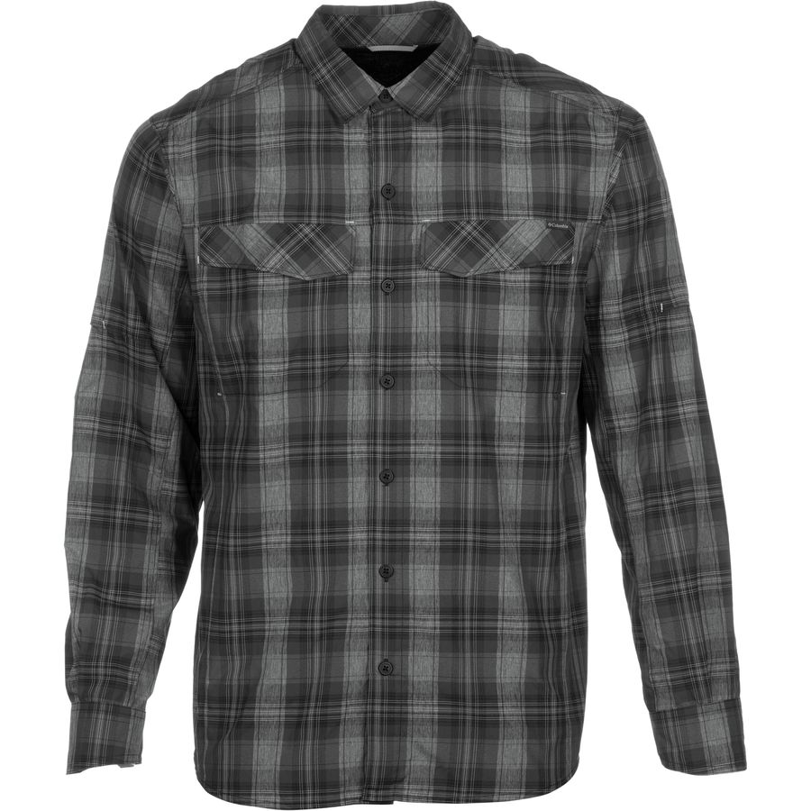 Columbia Silver Ridge Plaid Shirt - Mens