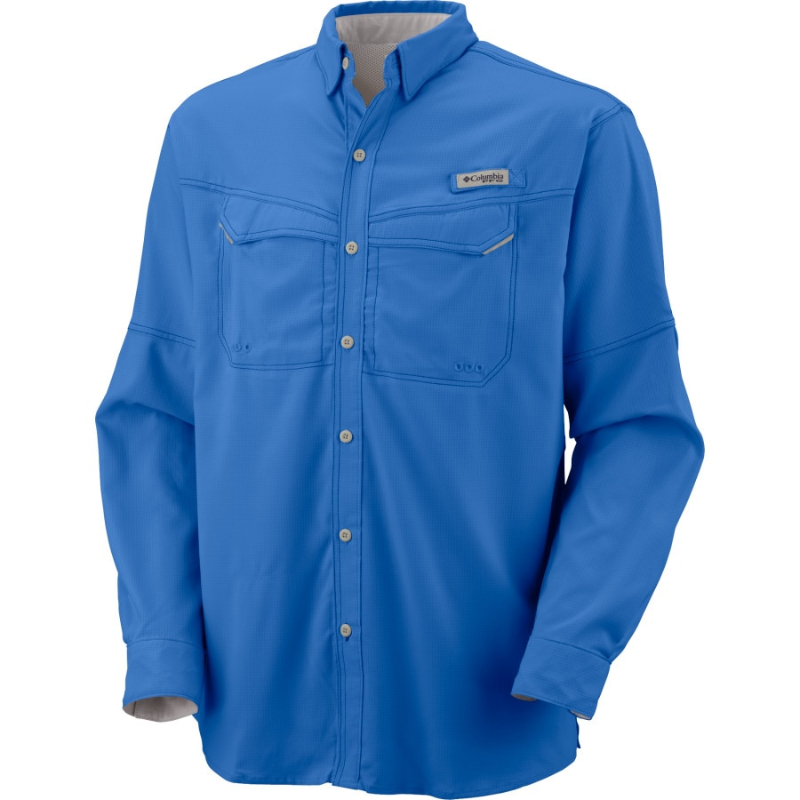 Columbia Low Drag Offshore Long-Sleeve Shirt - Mens