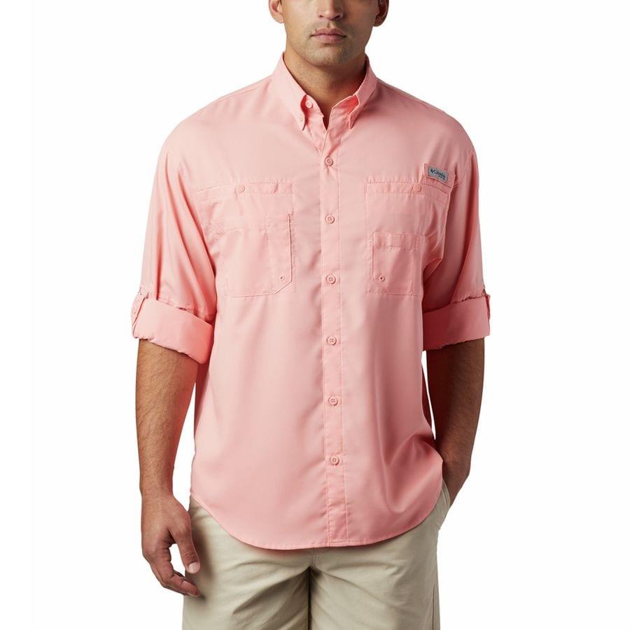 Columbia Tamiami II Button-Up Shirt - Mens