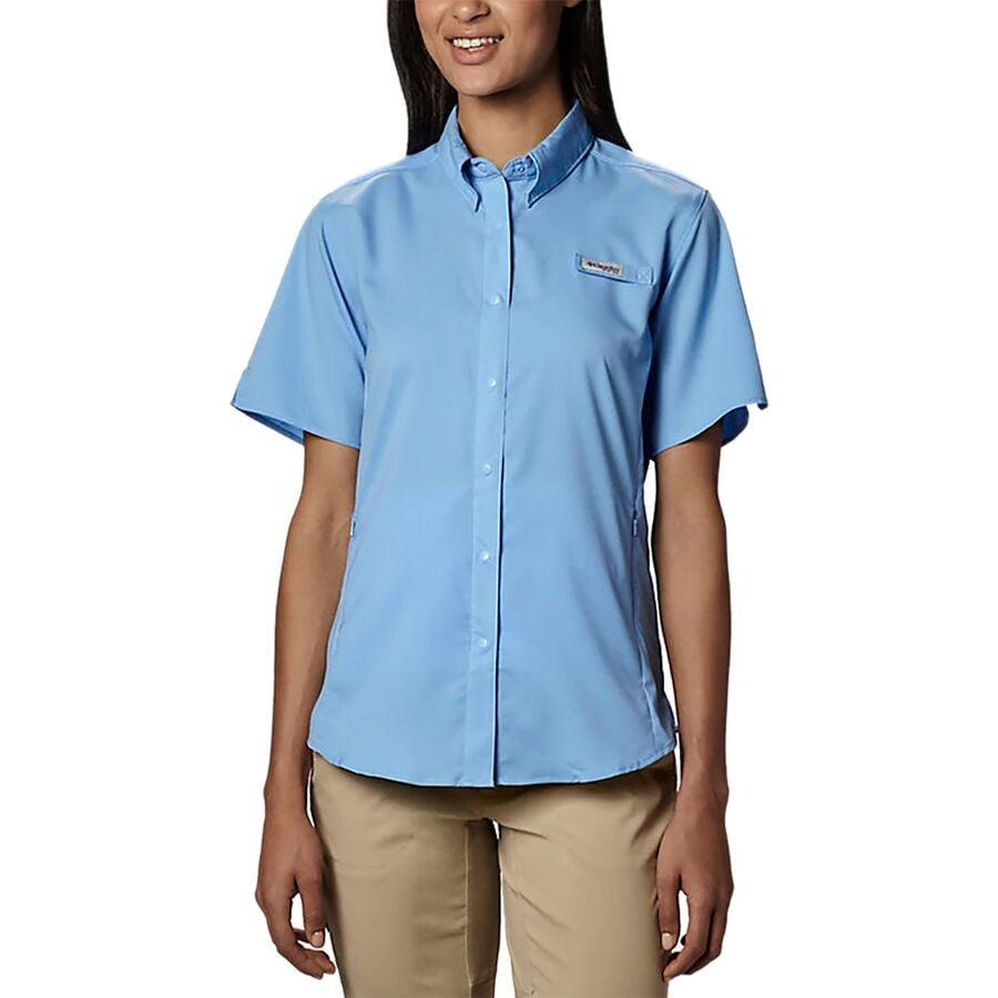 Columbia Tamiami Ii Short Sleeve Shirt Women S