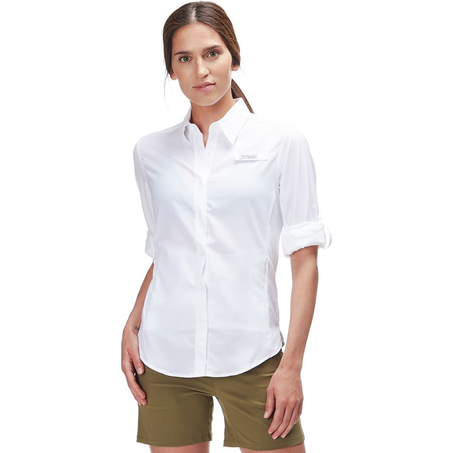 Columbia Tamiami II Long-Sleeve Shirt - Womens