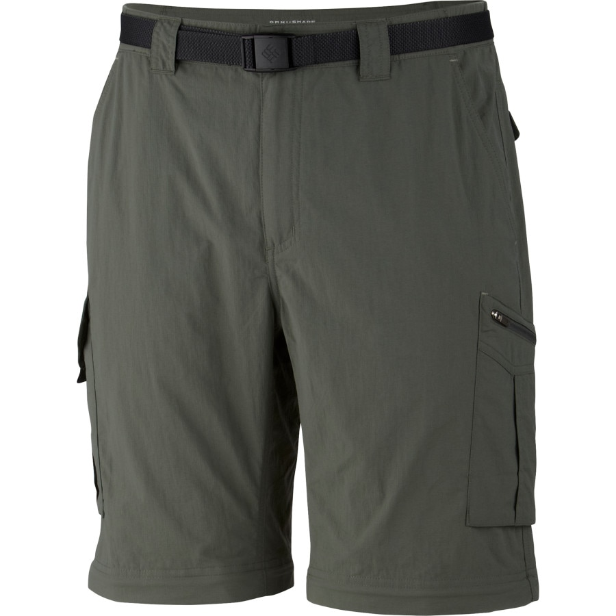 Columbia - Silver Ridge Cargo Short - Men's - Gravel