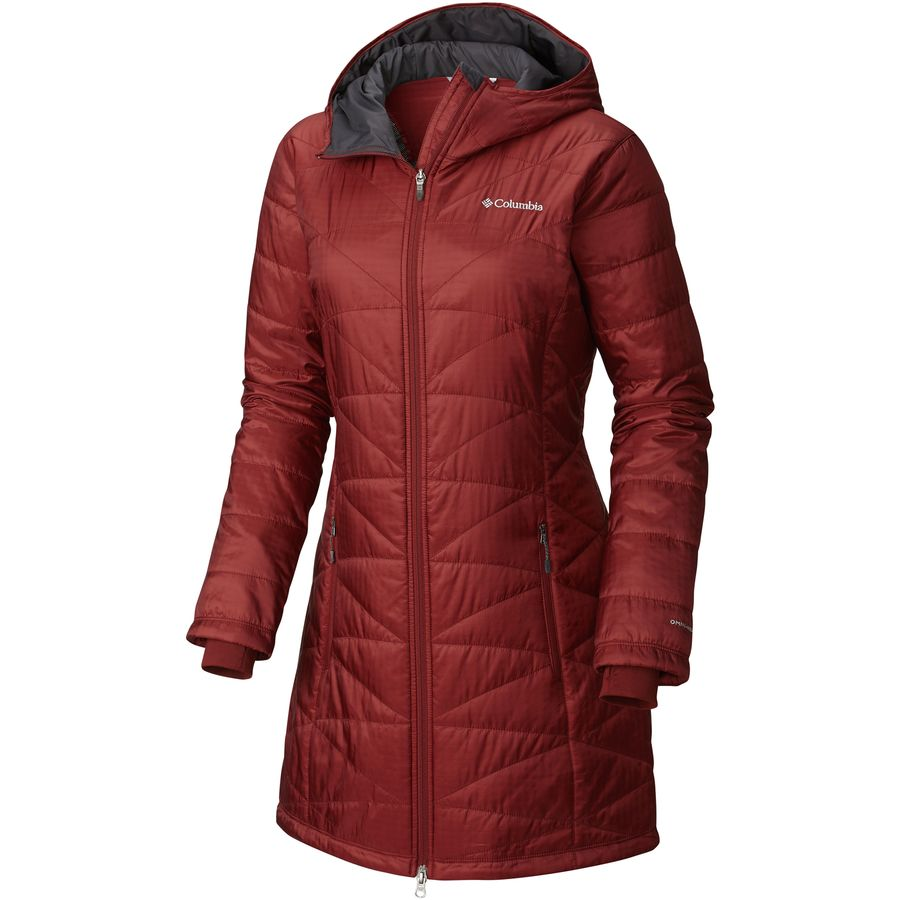 Columbia Mighty Lite Hooded Insulated Jacket - Womens