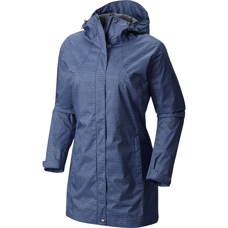 Columbia Splash A Little Rain Jacket - Womenu0026#39;s | Backcountry.com