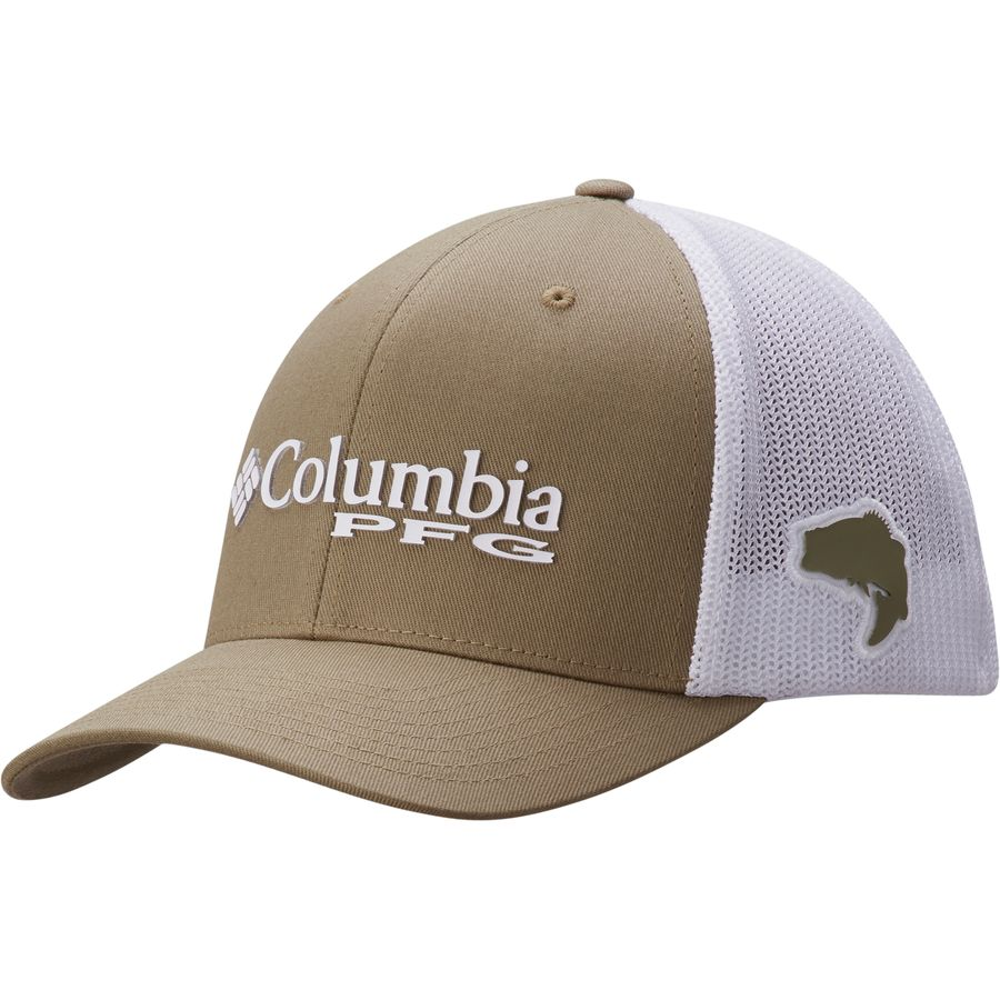 Columbia pfg mesh trucker hat men 39 s steep cheap for Mesh fishing hats