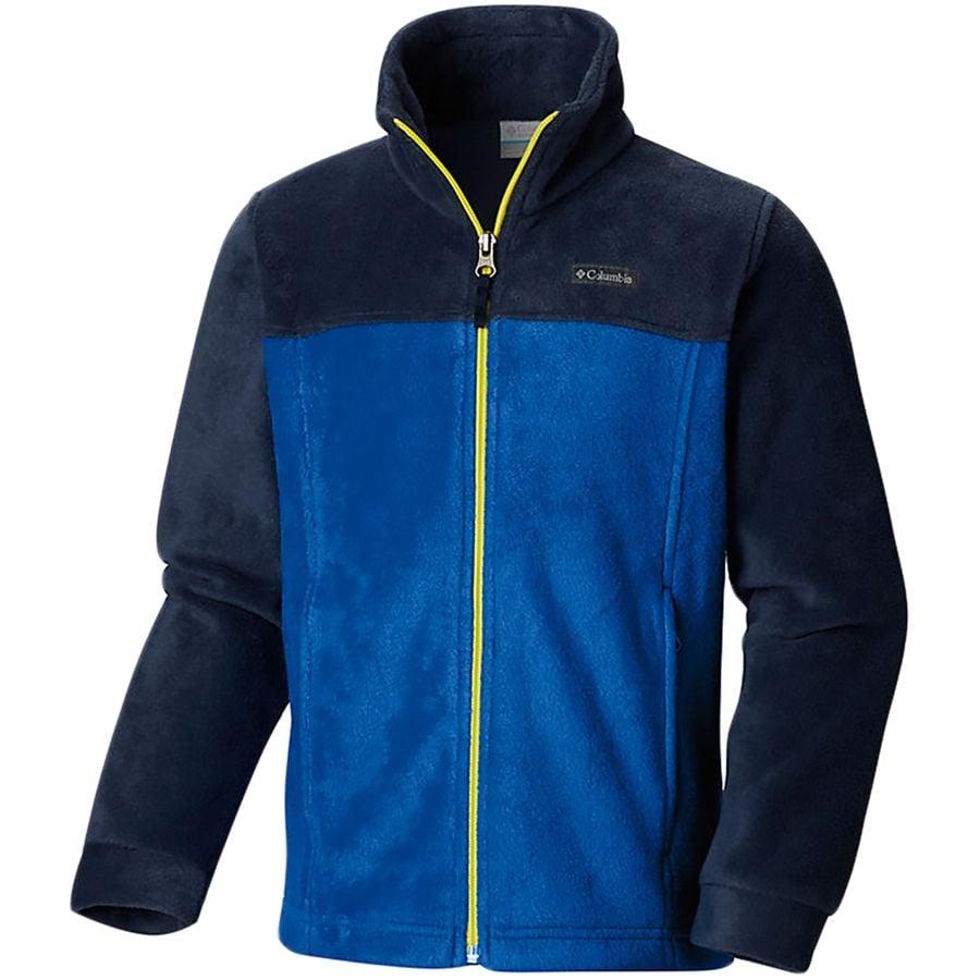 7401ee113 Columbia Steens Mountain II Fleece Jacket - Boys' | Backcountry.com