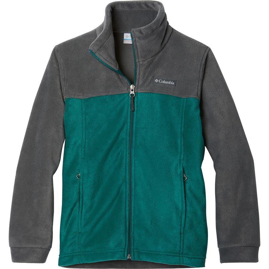 5989f5f80 Columbia Steens Mountain II Fleece Jacket - Toddler Boys'