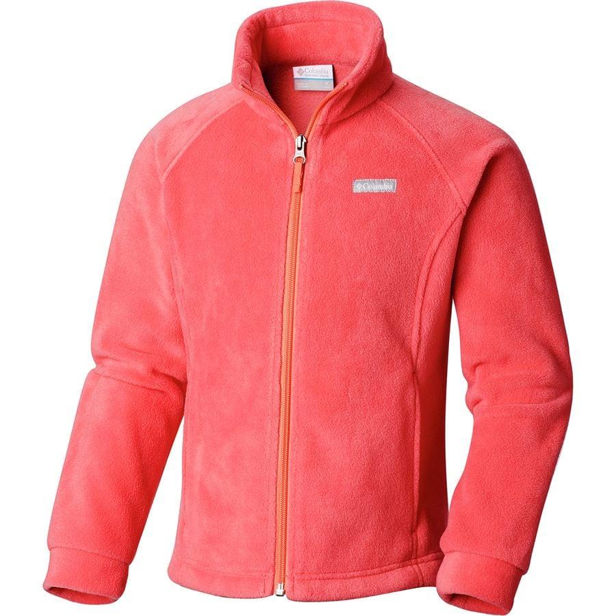 c4938b0e Columbia Benton Springs Fleece Jacket - Girls' | Backcountry.com