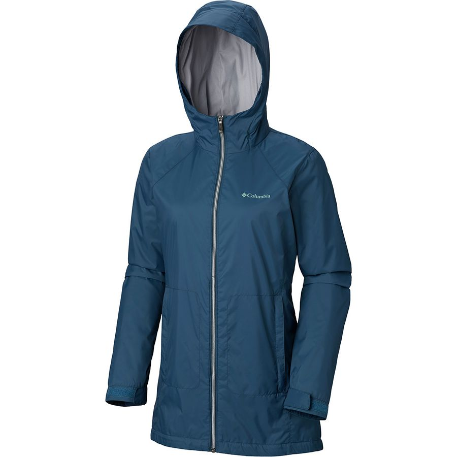Columbia Switchback Lined Long Jacket - Women's ...