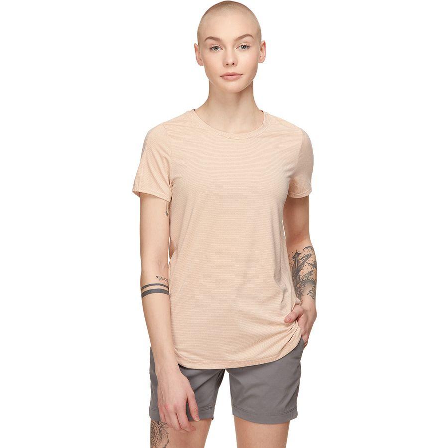 Columbia Damen Kurz/ärmeliges T-Shirt f/ür Damen Firwood Camp Ii