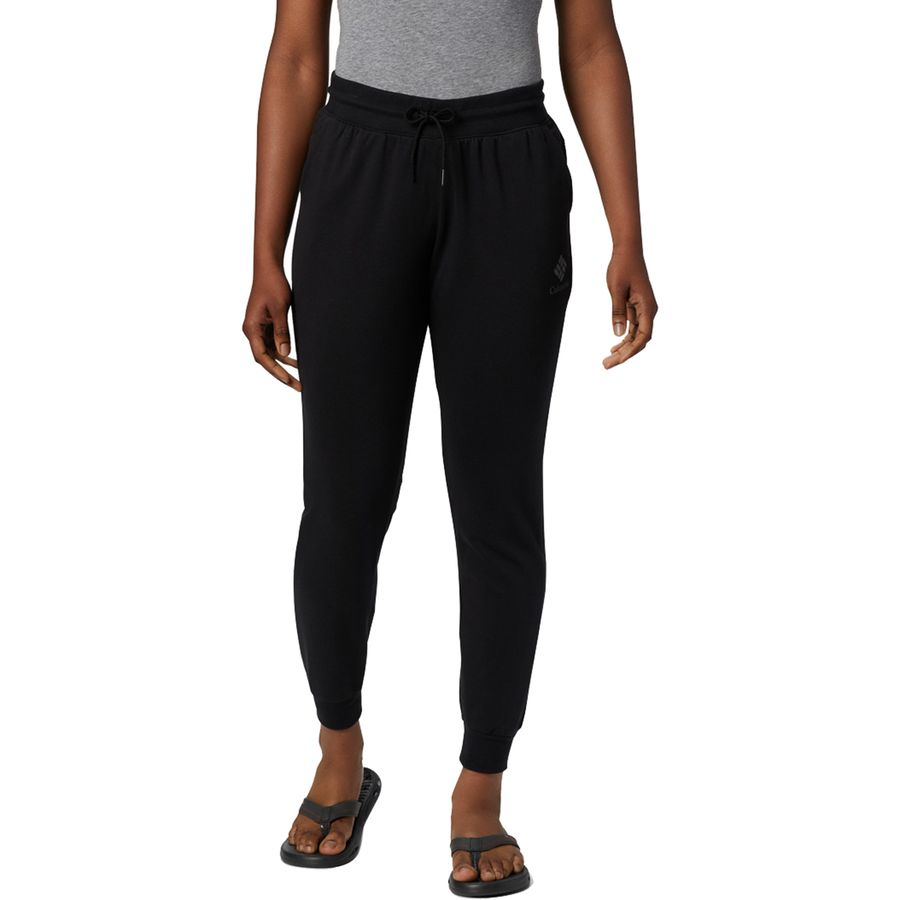 Columbia Logo French Terry Jogger - Womens